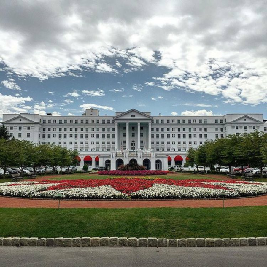 Photo Credit, Instagram; @The_Greenbrier