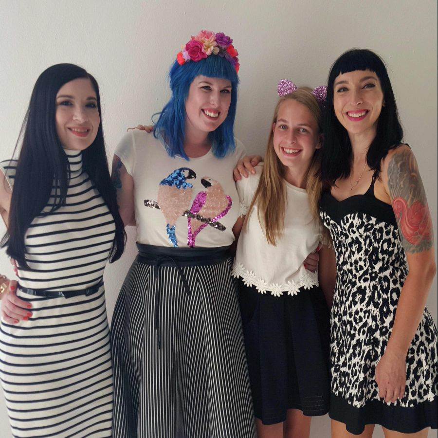 Big Smiles with Shauna, Kat & Gala!