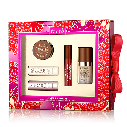Sugar Lip Lovers kit by fresh.